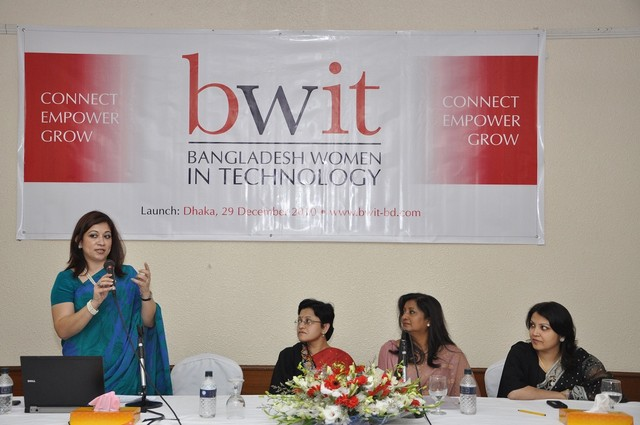 BANGLADESH WOMEN IN TECHNOLOGY (BWIT) LAUNCHED