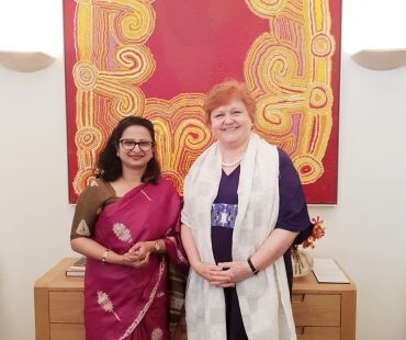News: Celebration of International Women's Day at Australian High Commission in Dhaka