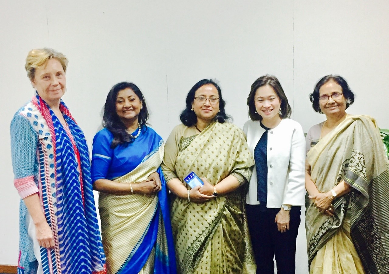 BWIT participated in Panel Discussion Technology changing the world of work: opportunities and challenges for women's economic empowerment – February 2017
