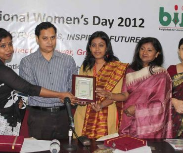 BWIT and BIJF celebrate International Women's Day 2012: Increased enrollment of girls in science and engineering imperative